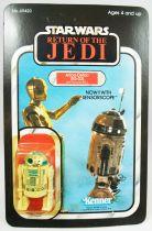 Star Wars ROTJ 1983 - Kenner 65back - Artoo-Detoo R2-D2 (with Sensorscope)