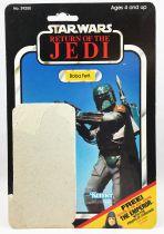 Star Wars ROTJ 1983 - Kenner 65back - Boba Fett