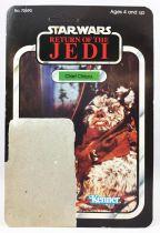 Star Wars ROTJ 1983 - Kenner 65back - Chief Chirpa