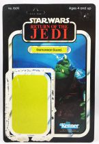 Star Wars ROTJ 1983 - Kenner 65back - Gamorrean Guard
