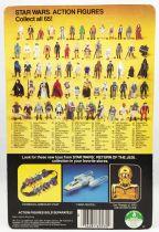 Star Wars ROTJ 1983 - Kenner 65back - Gamorrean Guard
