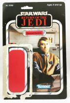 Star Wars ROTJ 1983 - Kenner 65back - General Madine
