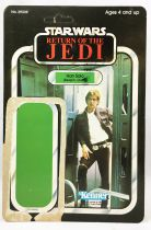 Star Wars ROTJ 1983 - Kenner 65back - Han Solo (Bespin Outfit)
