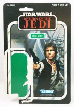 Star Wars ROTJ 1983 - Kenner 65back - Han Solo