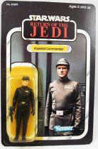 Star Wars ROTJ 1983 - Kenner 65back - Imperial Commander