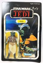 Star Wars ROTJ 1983 - Kenner 65back - Klaatu