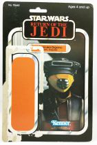 Star Wars ROTJ 1983 - Kenner 65back - Princess Leia Organa (Boushh Disguise)