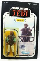 Star Wars ROTJ 1983 - Kenner 65back - Weequay