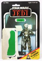 Star Wars ROTJ 1983 - Kenner 65back - Zuckuss