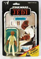 Star Wars ROTJ 1983 - Kenner 65back C - Admiral Ackbar