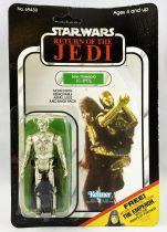 Star Wars ROTJ 1983 - Kenner 65back C - See-Threepio (C-3PO) Removable Limbs