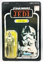 Star Wars ROTJ 1983 - Kenner 77back - AT-AT Driver
