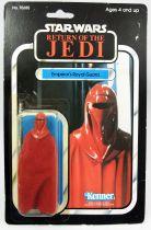 Star Wars ROTJ 1983 - Kenner 77back - Emperor\'s Royal Guard