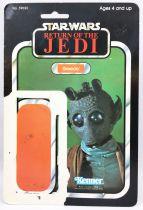 Star Wars ROTJ 1983 - Kenner 77back - Greedo