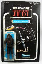 Star Wars ROTJ 1983 - Kenner 77back - Imperial TIE Fighter Pilot