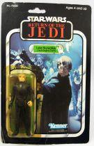 Star Wars ROTJ 1983 - Kenner 77back - Luke Skywalker (Jedi Knight Outfit)