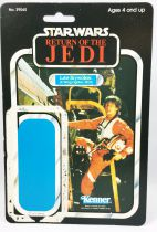 Star Wars ROTJ 1983 - Kenner 77back - Luke Skywalker (X-Wing Fighter Pilot)