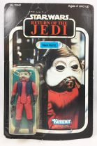 Star Wars ROTJ 1983 - Kenner 77back - Nien Nunb