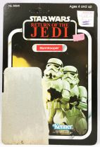 Star Wars ROTJ 1983 - Kenner 77back - Stormtrooper