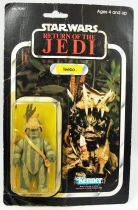 Star Wars ROTJ 1983 - Kenner 77back - Teebo