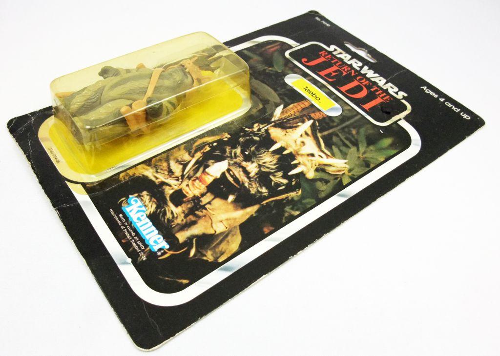 Star Wars ROTJ 1983 - Kenner 77back - Teebo