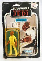 Star Wars ROTJ 1983 - Kenner 77back (A) - Admiral Ackbar