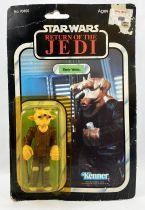 Star Wars ROTJ 1983 - Kenner 77back (A) - Ree-Yees