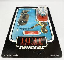Star Wars ROTJ 1983 - Kenner 77back A - Artoo-Detoo (R2-D2) with Sensorscope