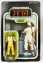 Star Wars ROTJ 1983 - Kenner 77back A - Bossk (Bounty Hunter)