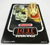 Star Wars ROTJ 1983 - Kenner 77back A - Stormtrooper