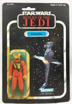 Star Wars ROTJ 1983 - Kenner 79back - B-Wing Pilot