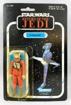 Star Wars ROTJ 1983 - Kenner Canada 77back - B-Wing Pilot