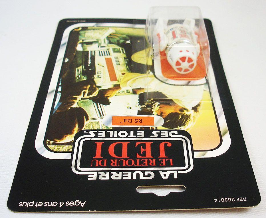 Star Wars ROTJ 1983 - Meccano 45back - R5 D4 (Arfive Defour)