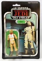 Star Wars Rotj 1983 Meccano 65back Bossk