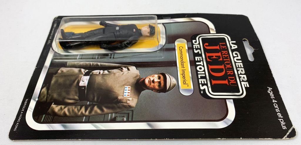 Star Wars ROTJ 1983 - Meccano 65back - Commandant Impérial (Imperial Commander)