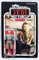 Star Wars ROTJ 1983 - Meccano 65back - General Madine