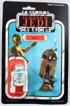 Star Wars ROTJ 1983 - Meccano 65back - R2D2 (R2-D2) (big logo)