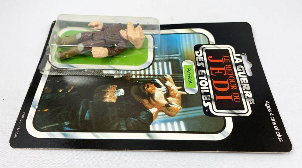 Star Wars ROTJ 1983 - Meccano 65back - Ree-Yees