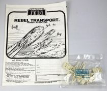 Star Wars ROTJ 1983 - Palitoy - Rebel Transport (occasion en boite)