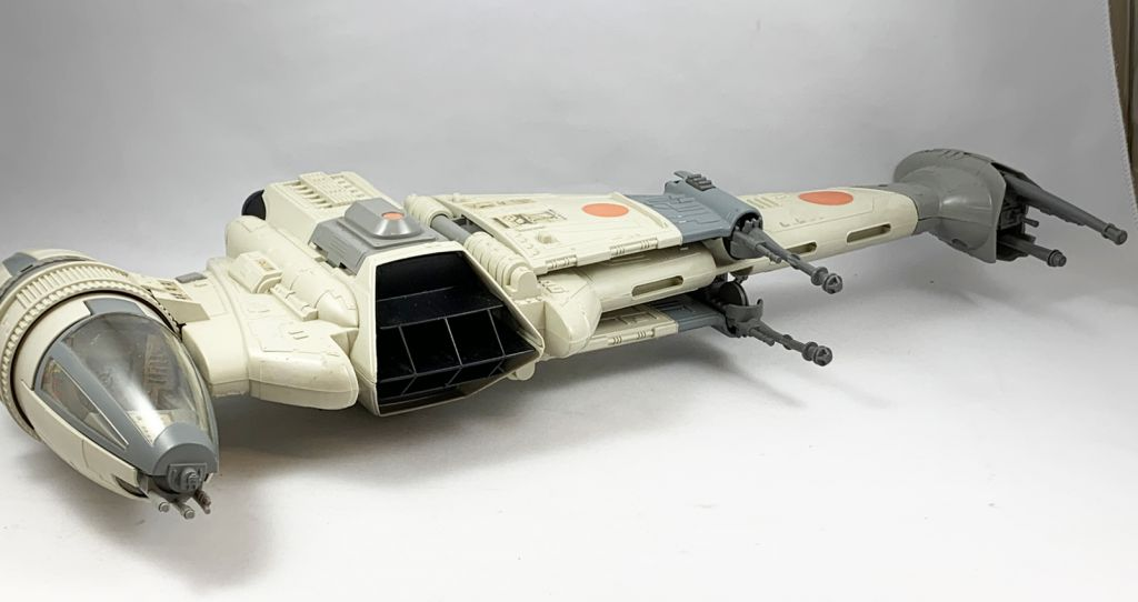 Star Wars ROTJ 1984 - Kenner - B-Wing Fighter (occasion)