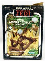 Star Wars ROTJ 1984 - Kenner - Ewok Assault Catapult (neuf boite scellée)