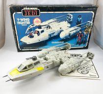 Star Wars ROTJ 1984 - Kenner - Y-Wing Fighter (occasion en boite)