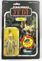 Star Wars ROTJ 1984 - Kenner 77back B - Teebo