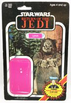 Star Wars ROTJ 1984 - Kenner 79back - Lumat