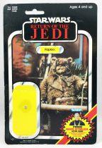 Star Wars ROTJ 1984 - Kenner 79back - Paploo