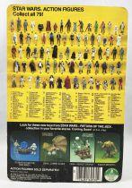 Star Wars ROTJ 1984 - Kenner 79back A - Gamorrean Guard