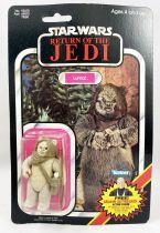 Star Wars ROTJ 1984 - Kenner 79back C - Lumat
