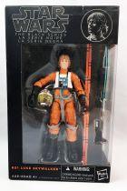 Star Wars The Black Series 6\'\' - #01 Luke Skywalker (Pilote X-Wing)