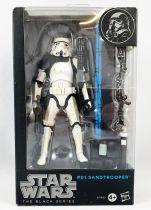Star Wars The Black Series 6\'\' - #01 Sandtrooper