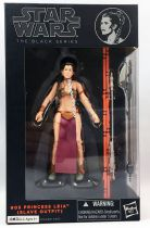 Star Wars The Black Series 6\'\' - #05 Princess Leia (Slave outfit)